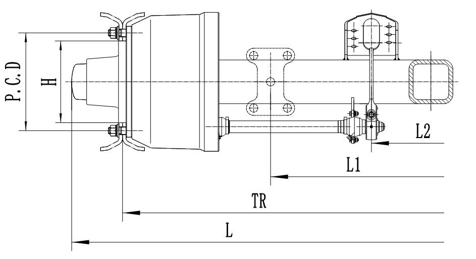 Drum Type Axle (2)